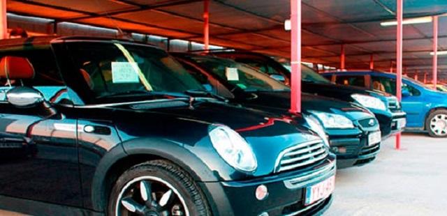 Parking en el aeropuerto de málaga