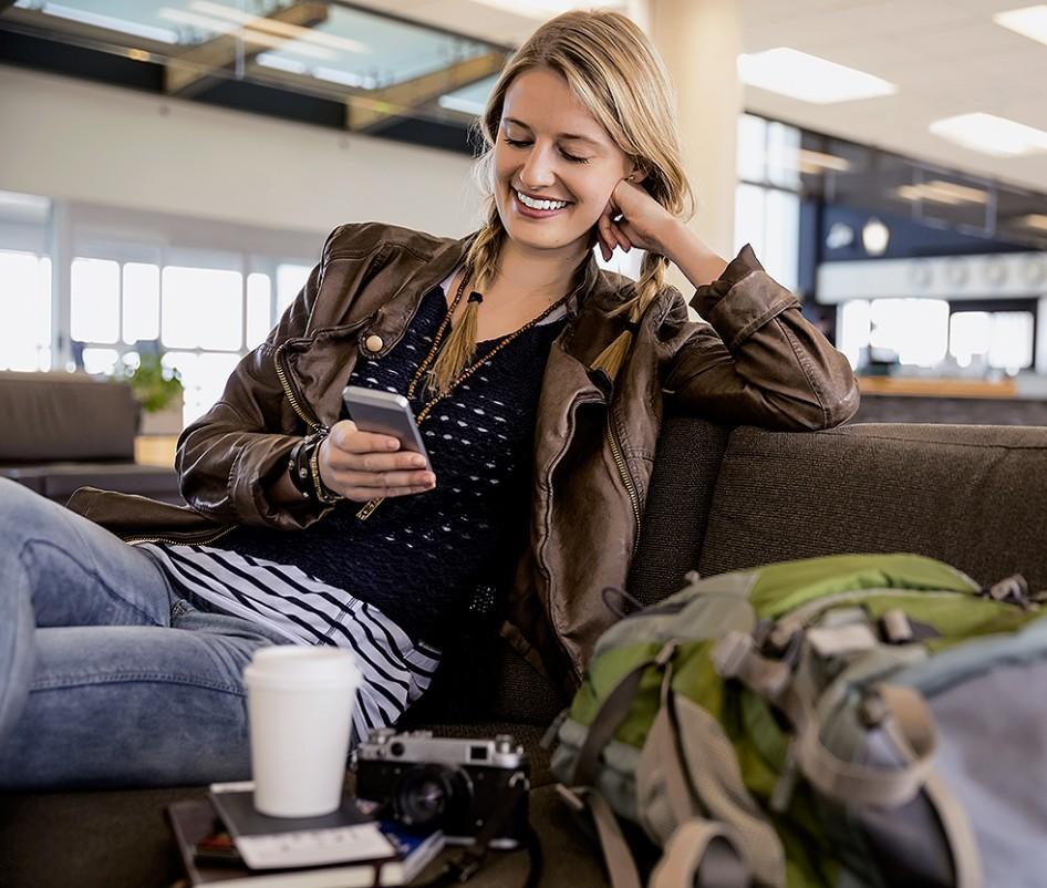 wifi gratis en el aeropuerto de Málaga