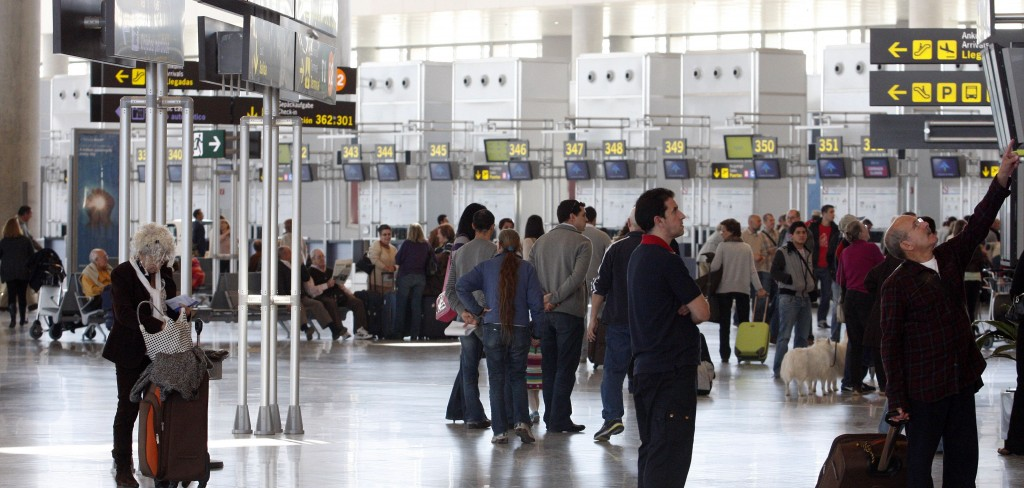 aeropuerto de Málaga