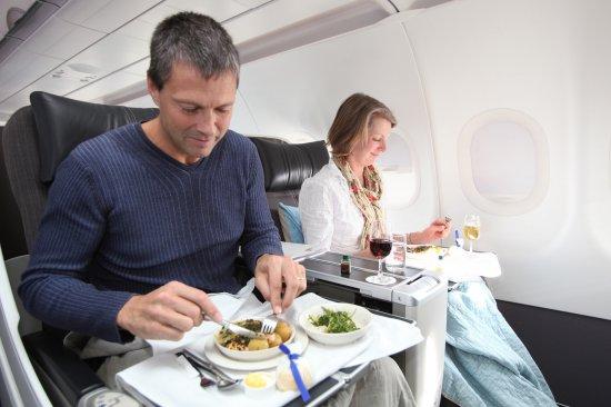 evitar malestares en el avión