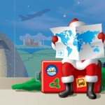 Trucos para encontrar vuelos baratos en Navidad