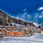 10 Destinos ideales para disfrutar de la nieve en Navidad
