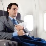 5 Motivos para no tener miedo al avión