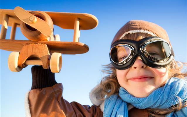 cómo evitar que los niños se mareen en el avión