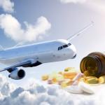 ¿Se pueden llevar medicamentos en el avión?