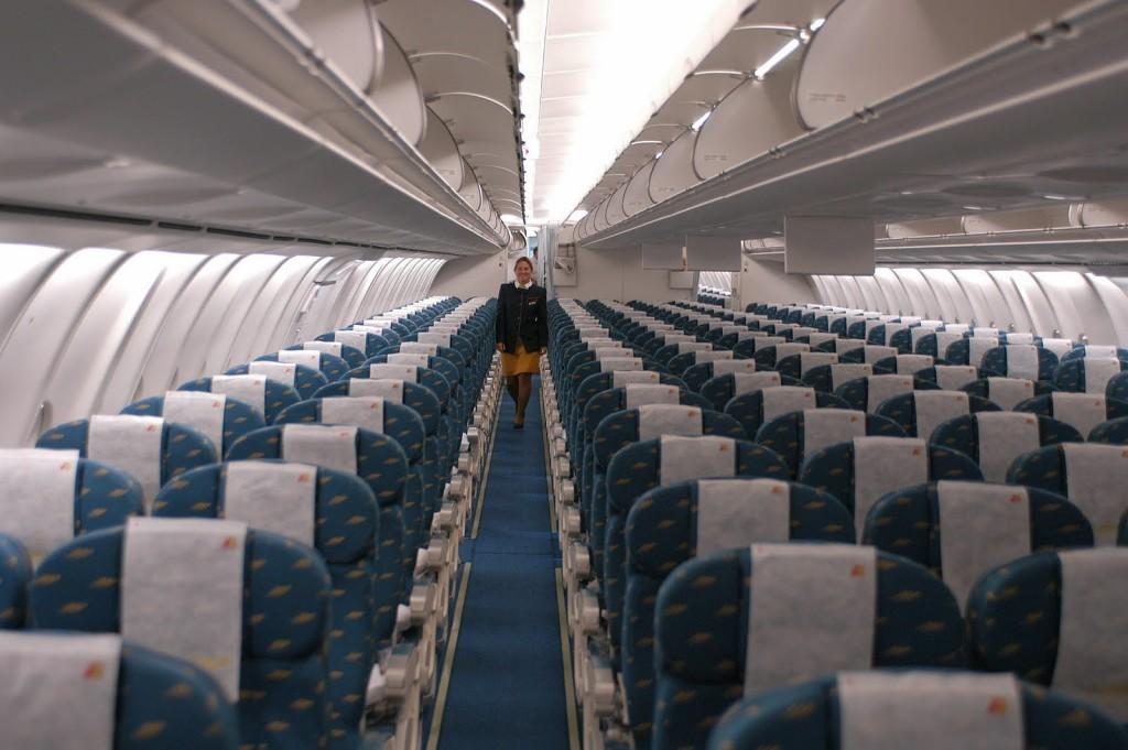 el mejor asiento de un avión