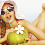 Dieta en la playa: Comer sano en vacaciones es posible