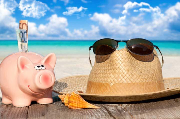 Ahorrar en tus vacaciones