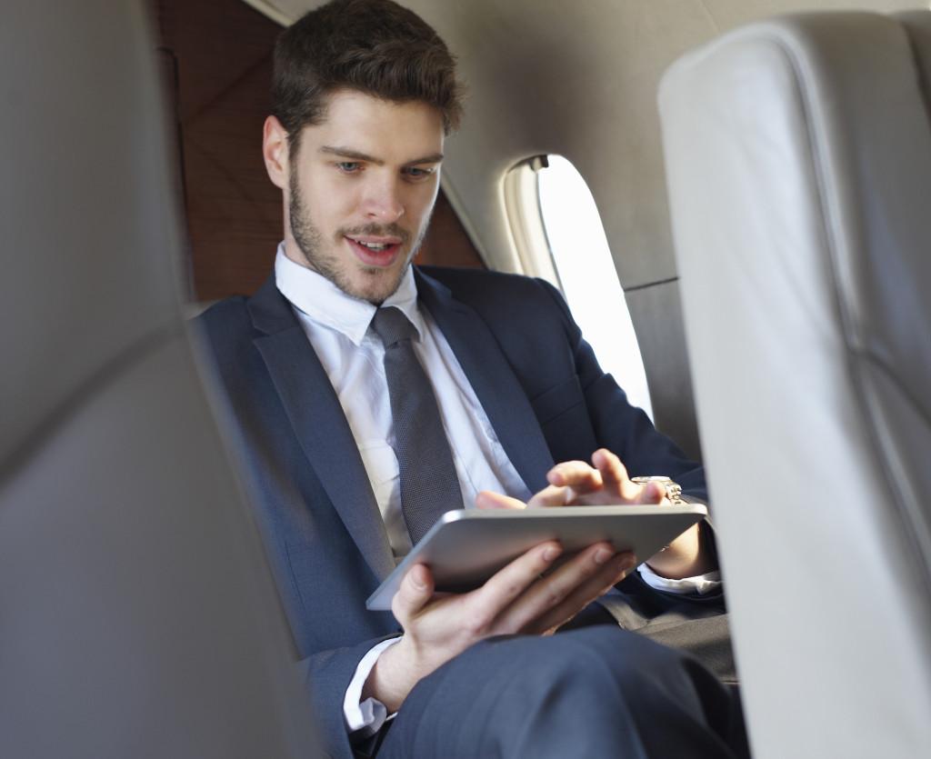 Aplicaciones móviles para aeropuertos