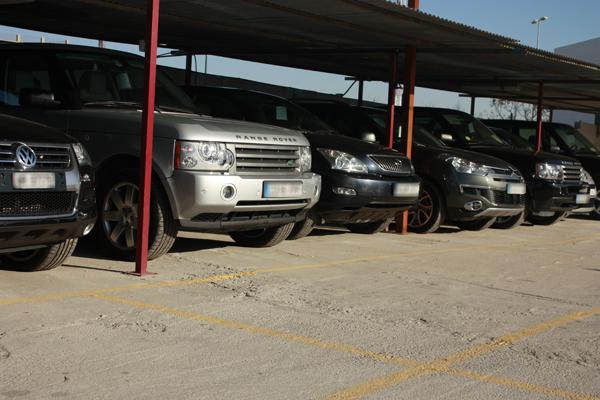 parking barato en el aeropuerto de Málaga