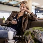 ¿Hay WiFi gratis en el aeropuerto de Málaga?