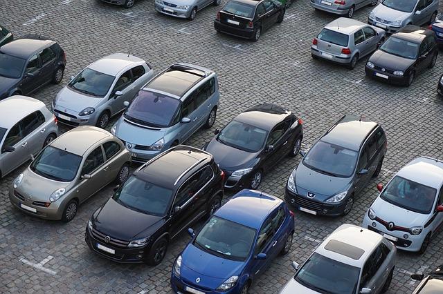 parking de larga estancia en el aeropuerto de Málaga