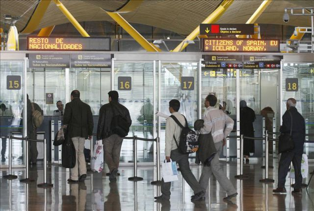 ahorrar tiempo en el aeropuerto