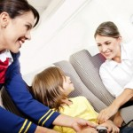 Cómo viajar con niños en avión y no morir en el intento