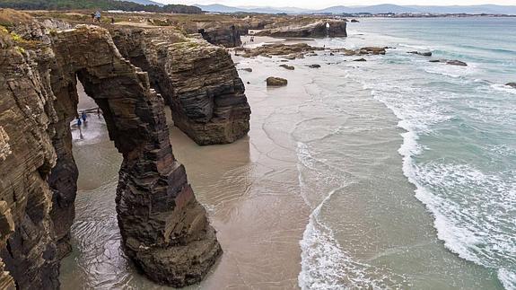 Playas poco masificadas
