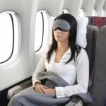 Cómo dormir cómodamente durante un viaje en avión