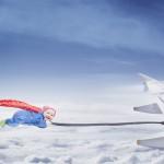 Cómo evitar que los bebés lloren en el avión