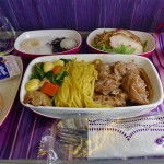 ¿Por qué es tan mala la comida de los aviones?