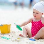 8 Consejos para ir a la playa con bebés