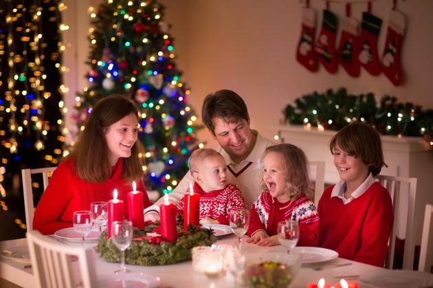 Navidad en familia