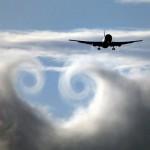 ¿Cómo afectan las turbulencias al avión?