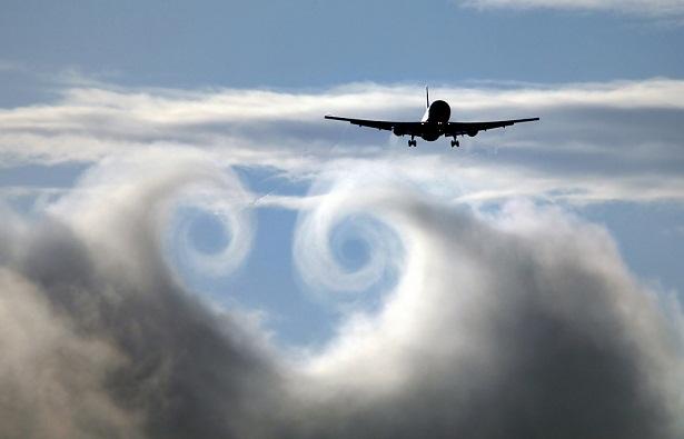 turbulencias en el avión