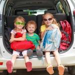 ¿Cómo viajar con niños en verano y no morir en el intento?