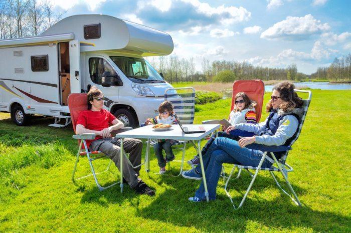 ley de caravanas y autocaravanas