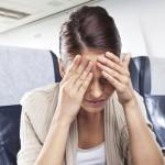 Cómo evitar los dolores de cabeza al viajar en avión