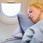 Cómo evitar el dolor de espalda en los viajes en avión