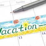 ¿Cuál es el número de días ideal para unas vacaciones?