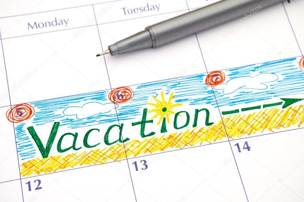 número de días ideal para unas vacaciones