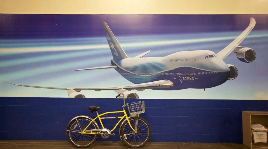 cómo viajar en avión con la bicicleta