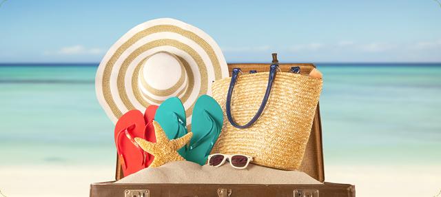 consejos para hacer tu equipaje de verano perfecto