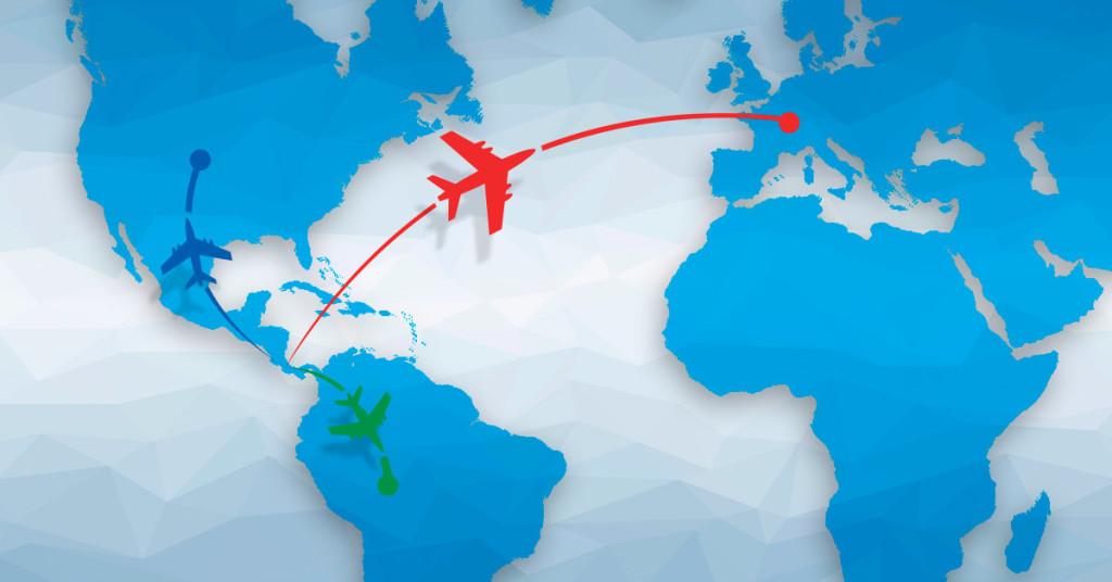 comprar vuelos por Internet
