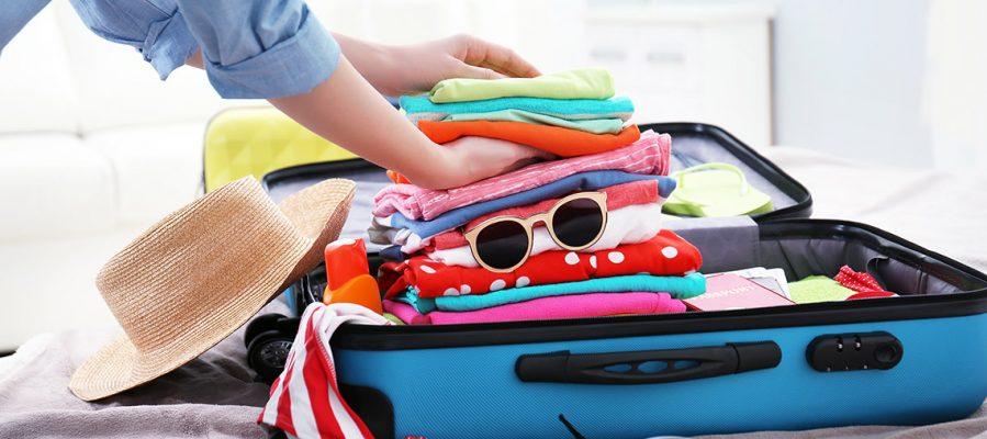 Consejos para hacer la maleta como un experto