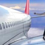 ¿Qué se siente la primera vez que se viaja en avión?