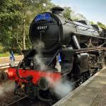 Los 5 viajes en tren a vapor más románticos de Europa