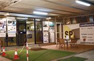 Entrada oficinas SP Parking